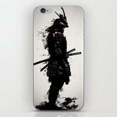 Armored Samurai iPhone & iPod Skin