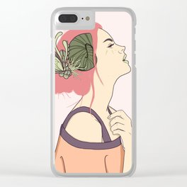 Alanis Clear iPhone Case
