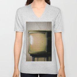 Television Unisex V-Neck