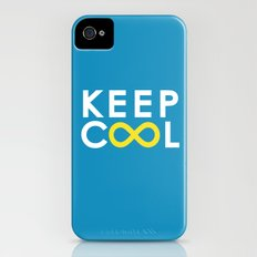 Forever coolness iPhone (4, 4s) Slim Case
