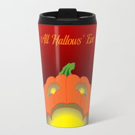 Jack O' Lantern Surprise Travel Mug