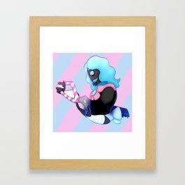 Little Accidents Framed Art Print