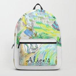 Alice's Adventures In Wonderland Backpack