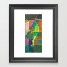 Dardou Framed Art Print