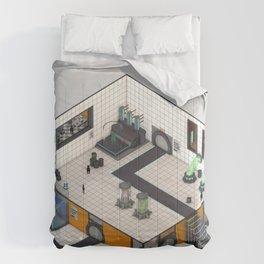 Monster Labs Inc. Comforters