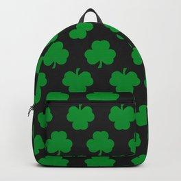 Shamrocks Backpack