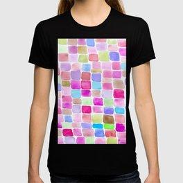 Colorfield Pinks T-shirt