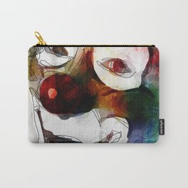 Circus Clown Carry-All Pouch