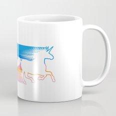 Unicorn Run Mug