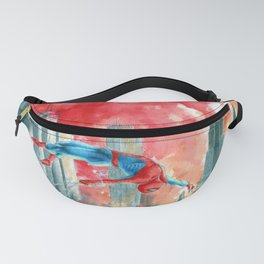 Dawn in NY Fanny Pack