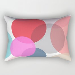 Pop Dots Rectangular Pillow