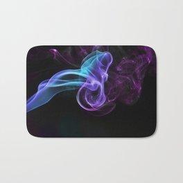 colored smoke Bath Mat