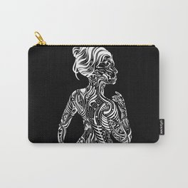 Opposite Maori Carry-All Pouch