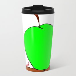 bite off more than one can chew Travel Mug