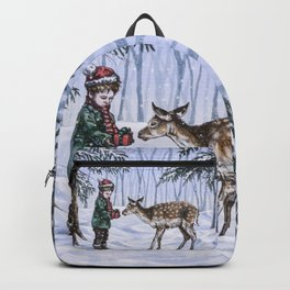 A Holiday Gift Backpack