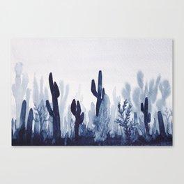 Memory Landscape 6 Canvas Print