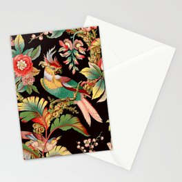 French Wallpaper Stationery Cards