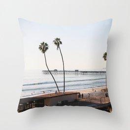 San Clemente Throw Pillow