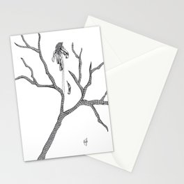The Flower Promised Me That It Will Not Wither Again Stationery Cards