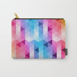 Perspectiva de colores Carry-All Pouch