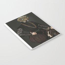 Earl E.T. Notebook