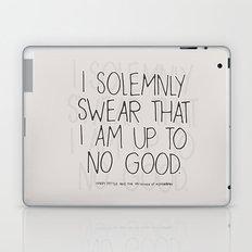 Harry Potter Quote #1 Laptop & iPad Skin