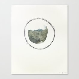 Smoky Mountains (Void 2) Canvas Print
