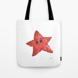 Starfish animal sweet gift children seawater Tote Bag