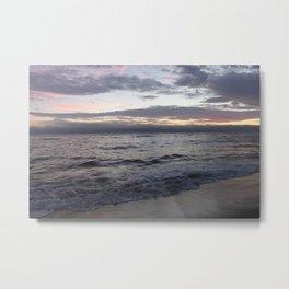 Sunset at Laguna Metal Print