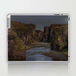 Fjadrargljufur Laptop & iPad Skin