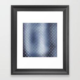 STEEL Framed Art Print