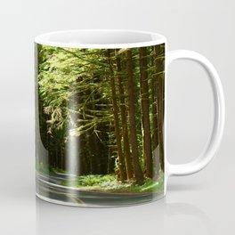On A Road To The Rainforest Coffee Mug