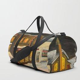 Four Pillars  Duffle Bag