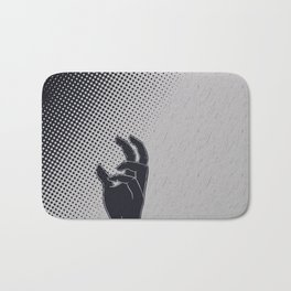 Reaching for the sky Bath Mat