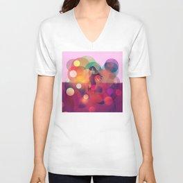 Colors of Change Unisex V-Neck