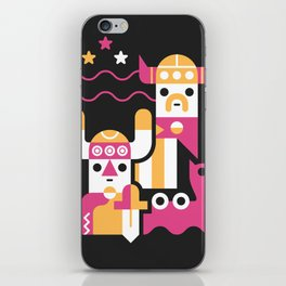 Ode to the North iPhone Skin