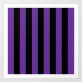 Simply Striped Art Print