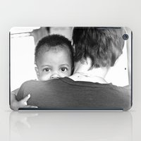 hug iPad Cases featuring Hug by Dave Houldershaw