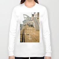 voyage Long Sleeve T-shirts featuring Voyage by H0D63