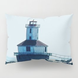 Summerside Harbour Lighthouse PEI Pillow Sham