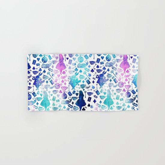 Alice in Wonderland - Galaxy W Hand & Bath Towel