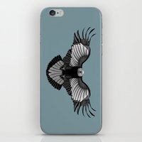 eagle iPhone & iPod Skins featuring Eagle by Schwebewesen • Romina Lutz