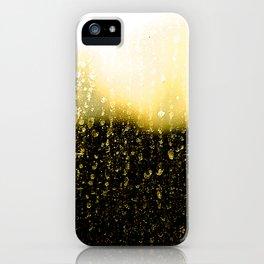 Dirty Sunrise iPhone Case
