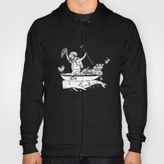 In which sea mammals can be used for propulsion in maritime exploration Hoody