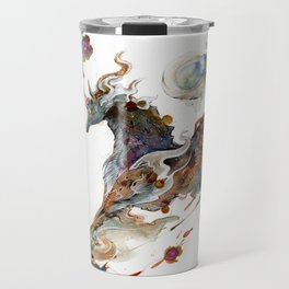 Kirin Unicorn Travel Mug
