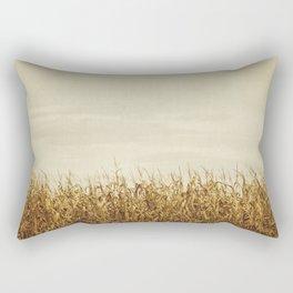 corn field Rectangular Pillow
