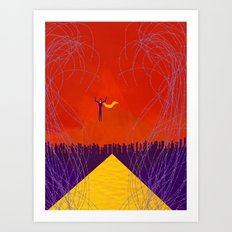 Magneto Was Right  Art Print