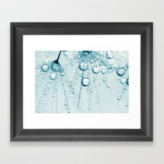 Chainmail Blues Framed Art Print