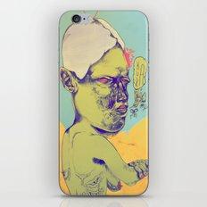 c-c-c-combo breaker iPhone & iPod Skin