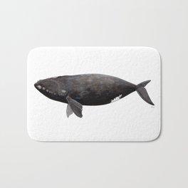 Northern right whale (Eubalaena glacialis) Bath Mat